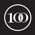 100mile Logo
