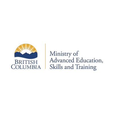 BC Ministry of Advanced Education, Skills and Logo