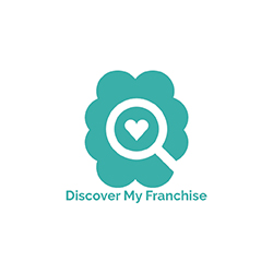 Discover My Franchise Logo